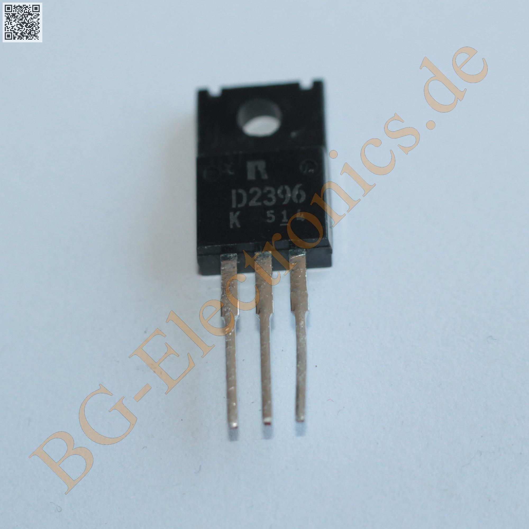 D2396 NPN Transistor