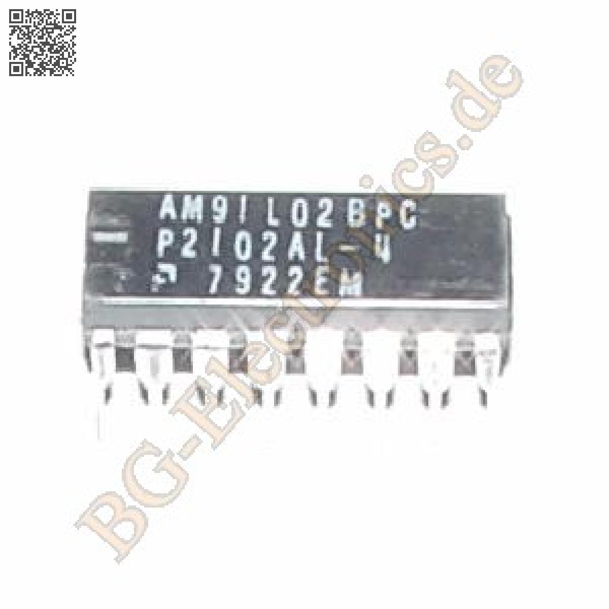 AM91L02BPC, BG-ELECTRONICS AM91L02BPC, AM91L02BP, AM91L02B, AM91L02