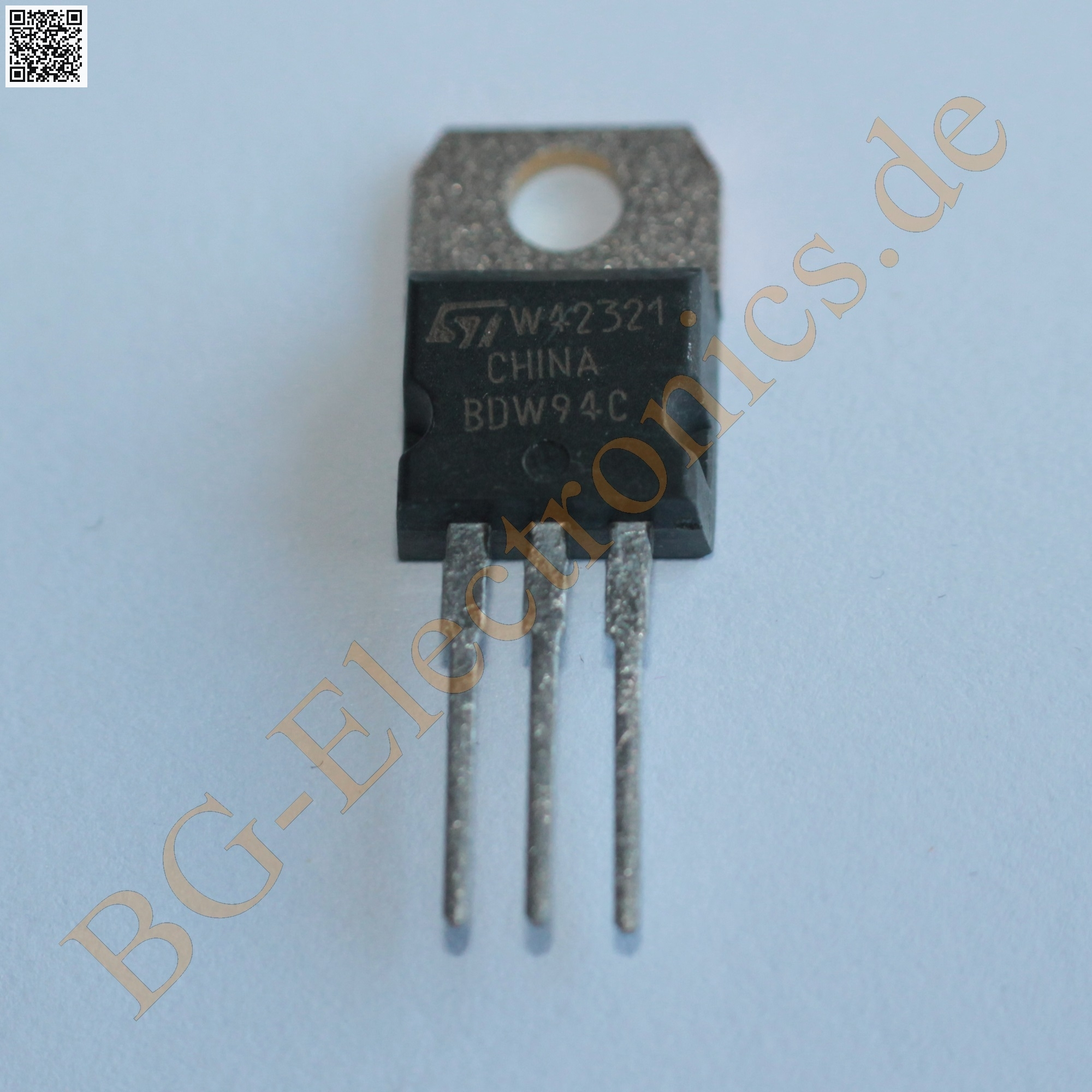 Bdw94c Bg Electronics Bdw94 The N Type Mosfet Irf3205s Can Be Replaced With Different Types Of