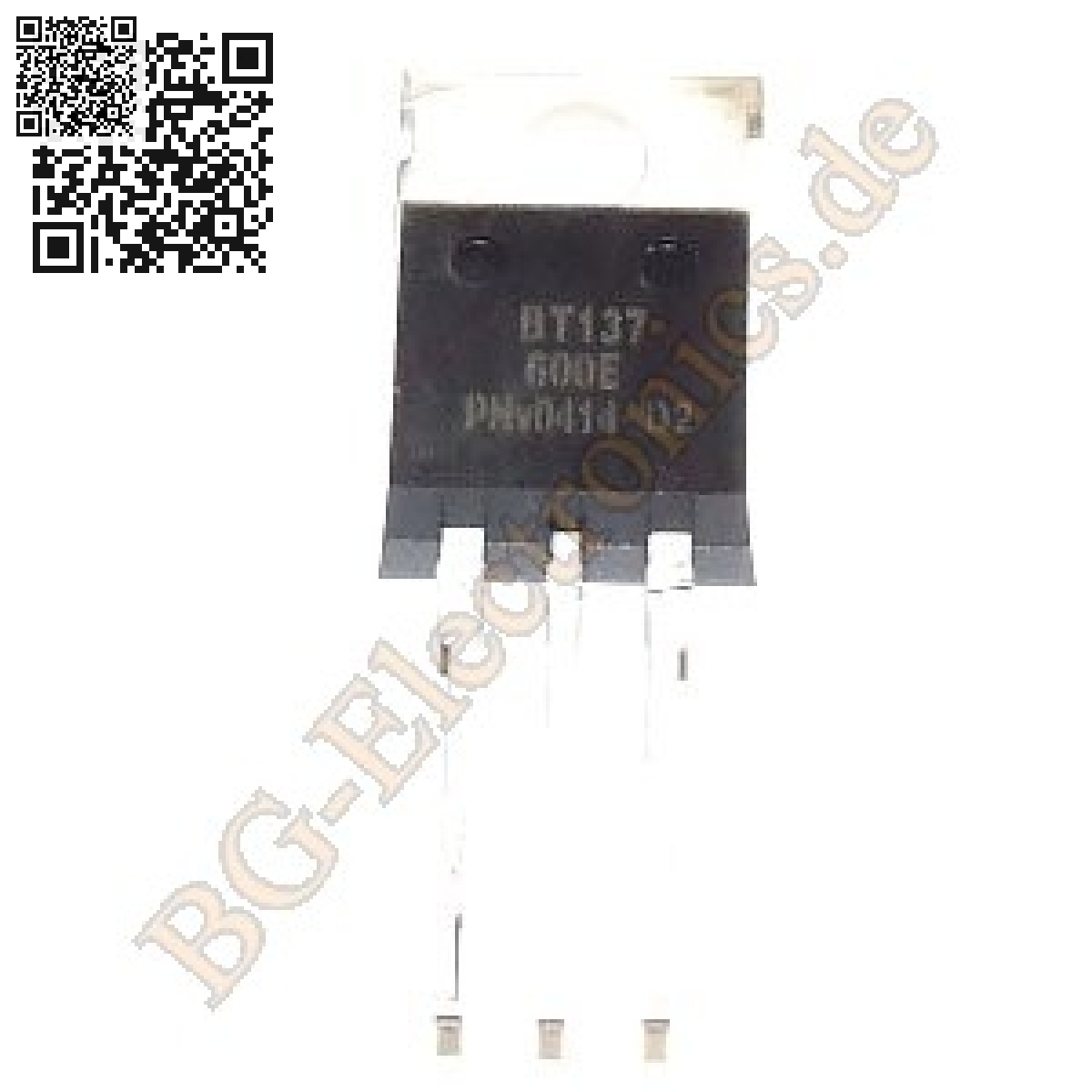 2-x-BT137-600E-TRIAC-Philips-TO-220-2pcs