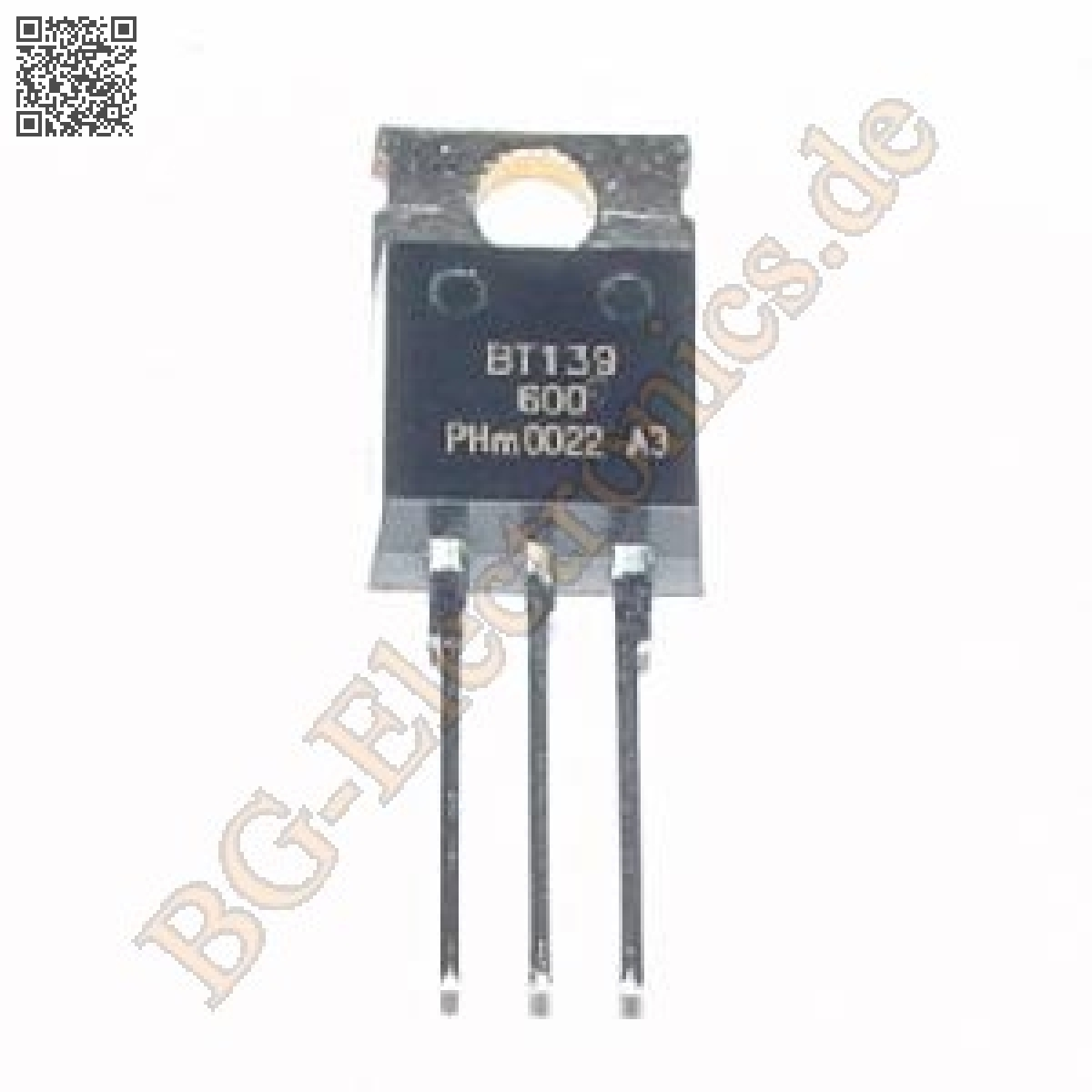 2-x-BT139-600-TRIAC-BT139600-Philips-TO-220-2pcs