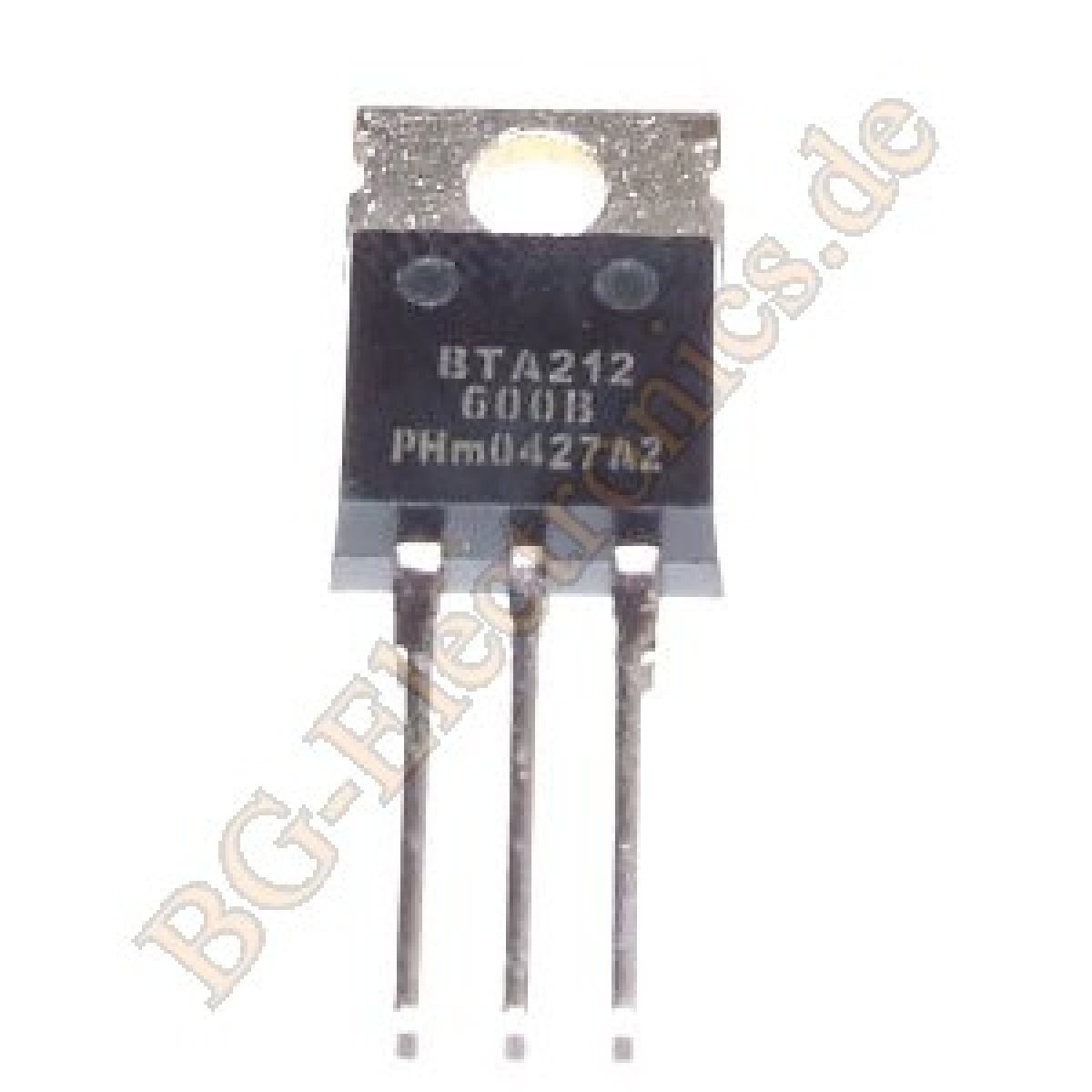 5-x-BTA212-600B-Three-Quadrant-Triacs-High-Commutation-Philips-TO-220-5pcs