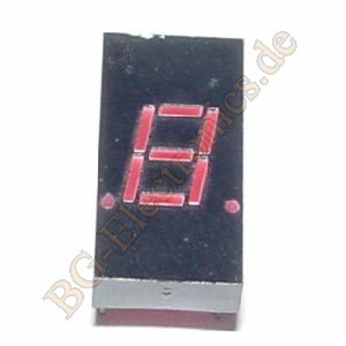 2-x-5082-7730-LED-7-Sieben-Segment-Anzeige-Display-rot-red-7-6-mm-HP-2pcs