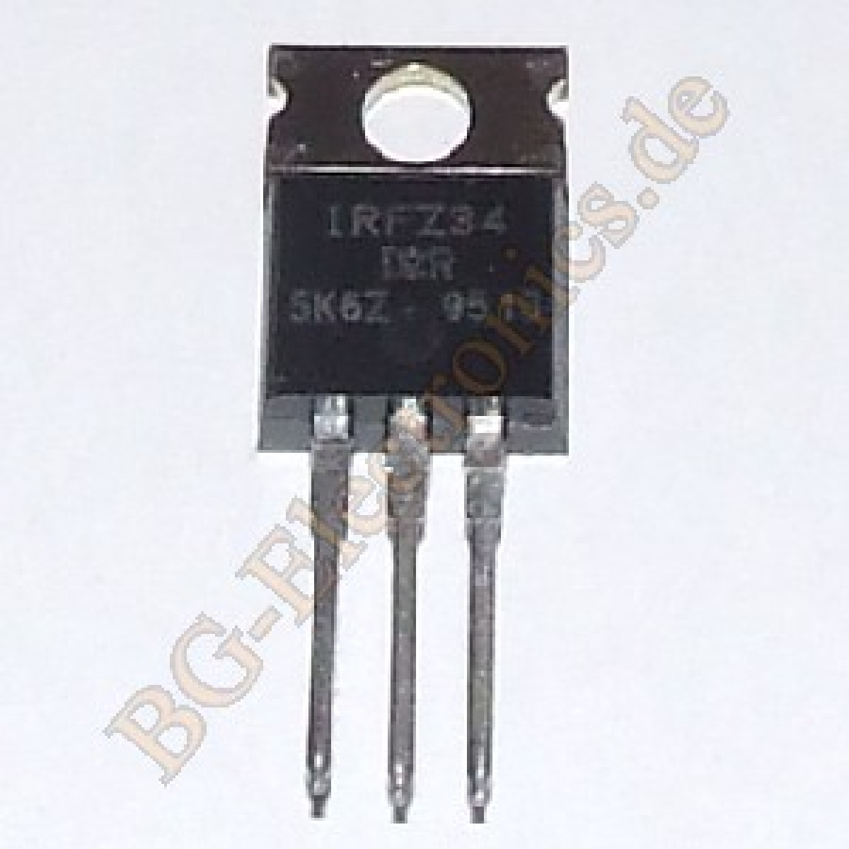 1 x irfz34 n channel power transistor 60v internati to 220. Black Bedroom Furniture Sets. Home Design Ideas