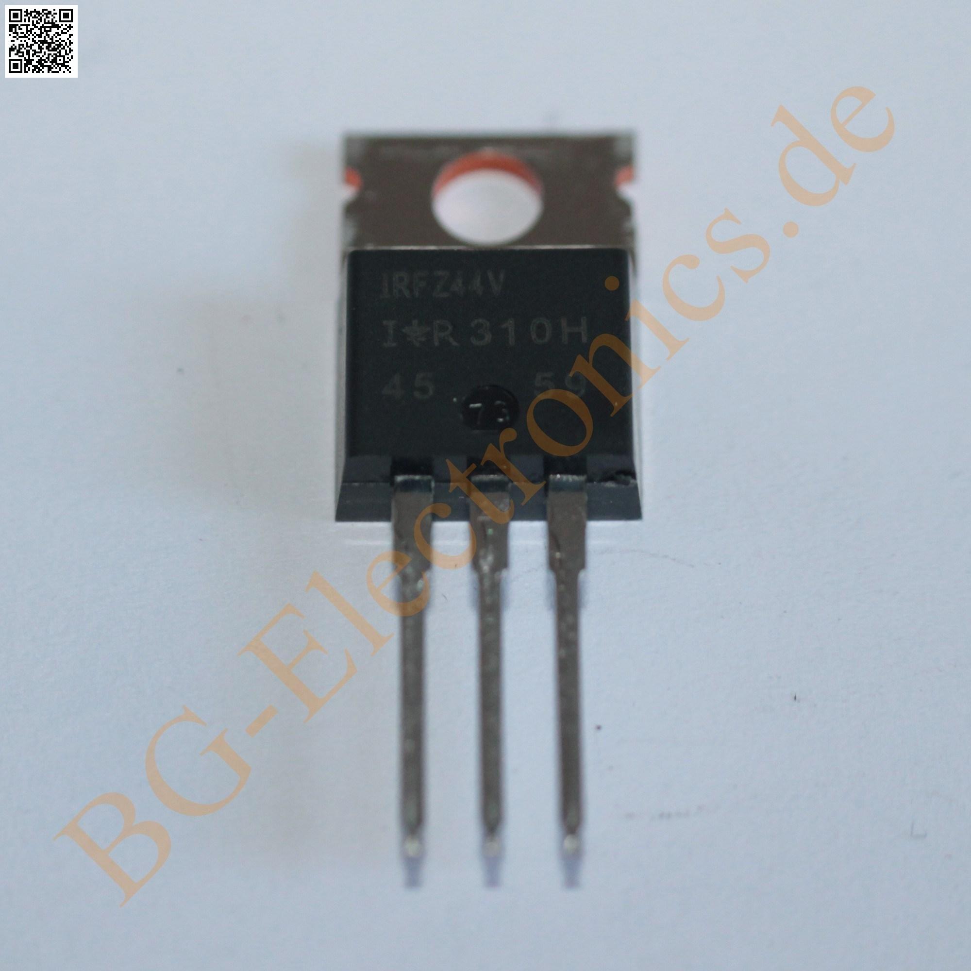 Irfz44v Bg Electronics Irfz44 Datasheet