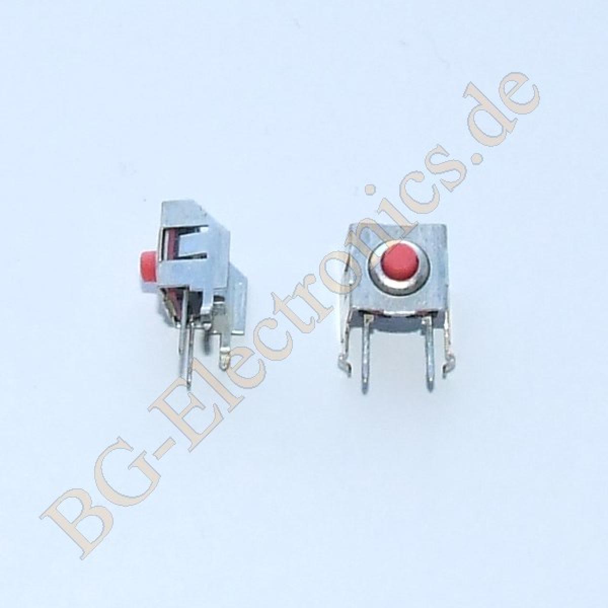 5-x-Micro-Taster-KSI0V411-LFT-TACTILE-SWITCH-N-O-SPST-SQUARE-50mA-50-ITT-5pcs