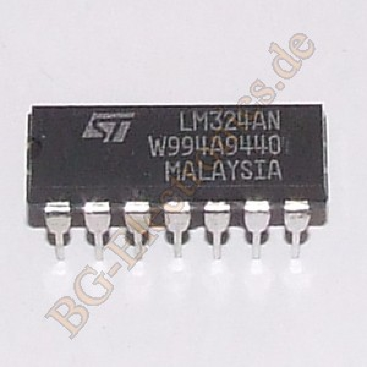 Lm324an Bg Electronics Lm324a Lm324 The Quad Comparator Circuit