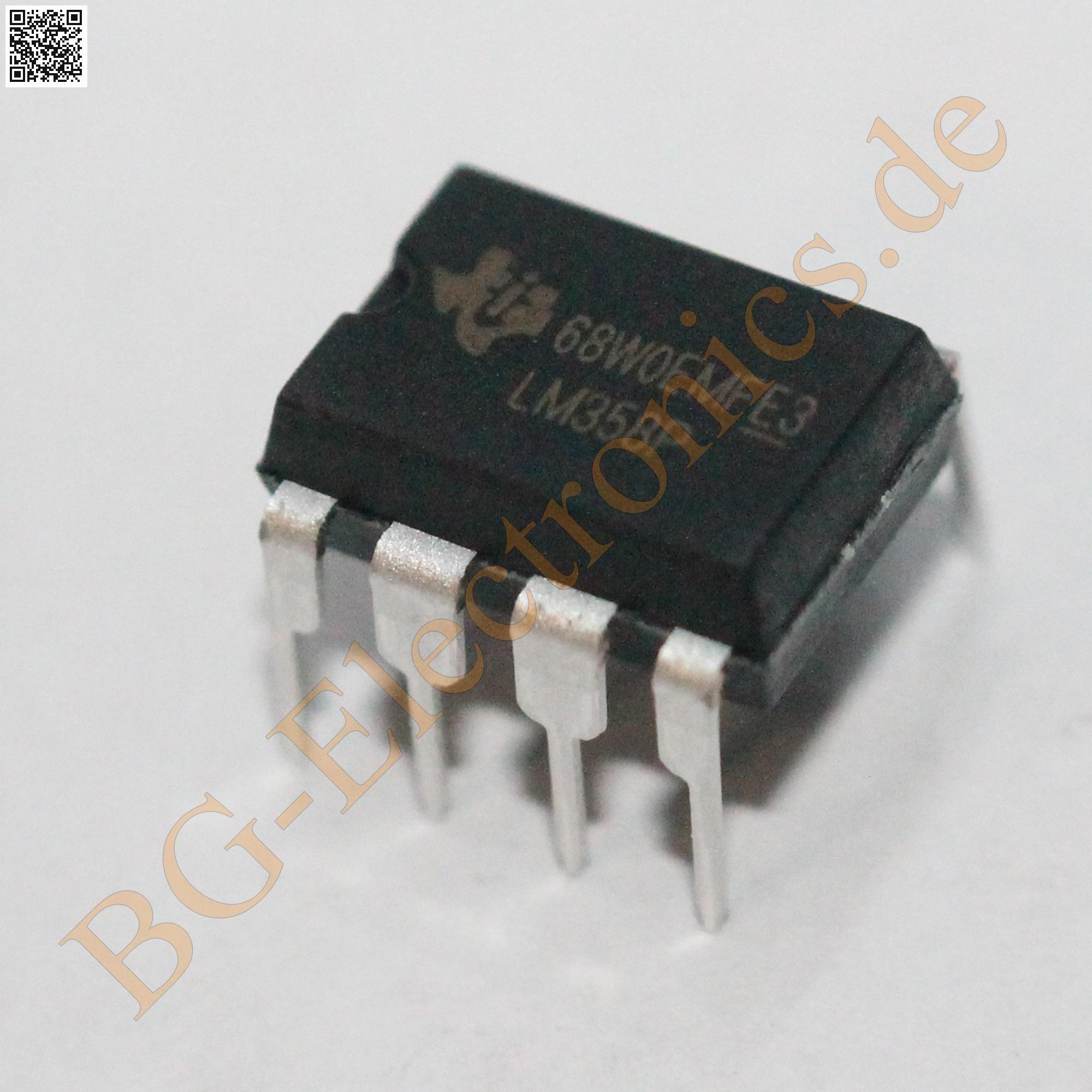 LM358P, BG-ELECTRONICS LM358N, LM358