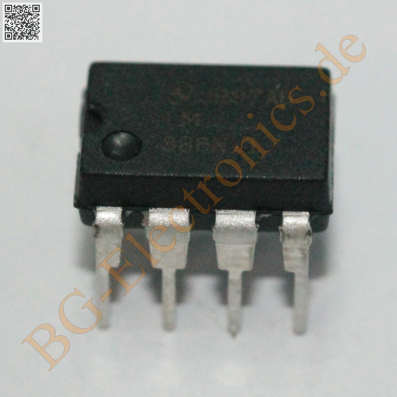 Lm380n Bg Electronics Lm380 Datasheet Audio Power Amplifier Trimmer 22 K Stehend Piher Lm386n 1
