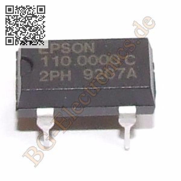 2-x-110-0000-MHz-Quarzoszillator-Quarzoszillator-110-0000-MHz-EPSON-2pcs