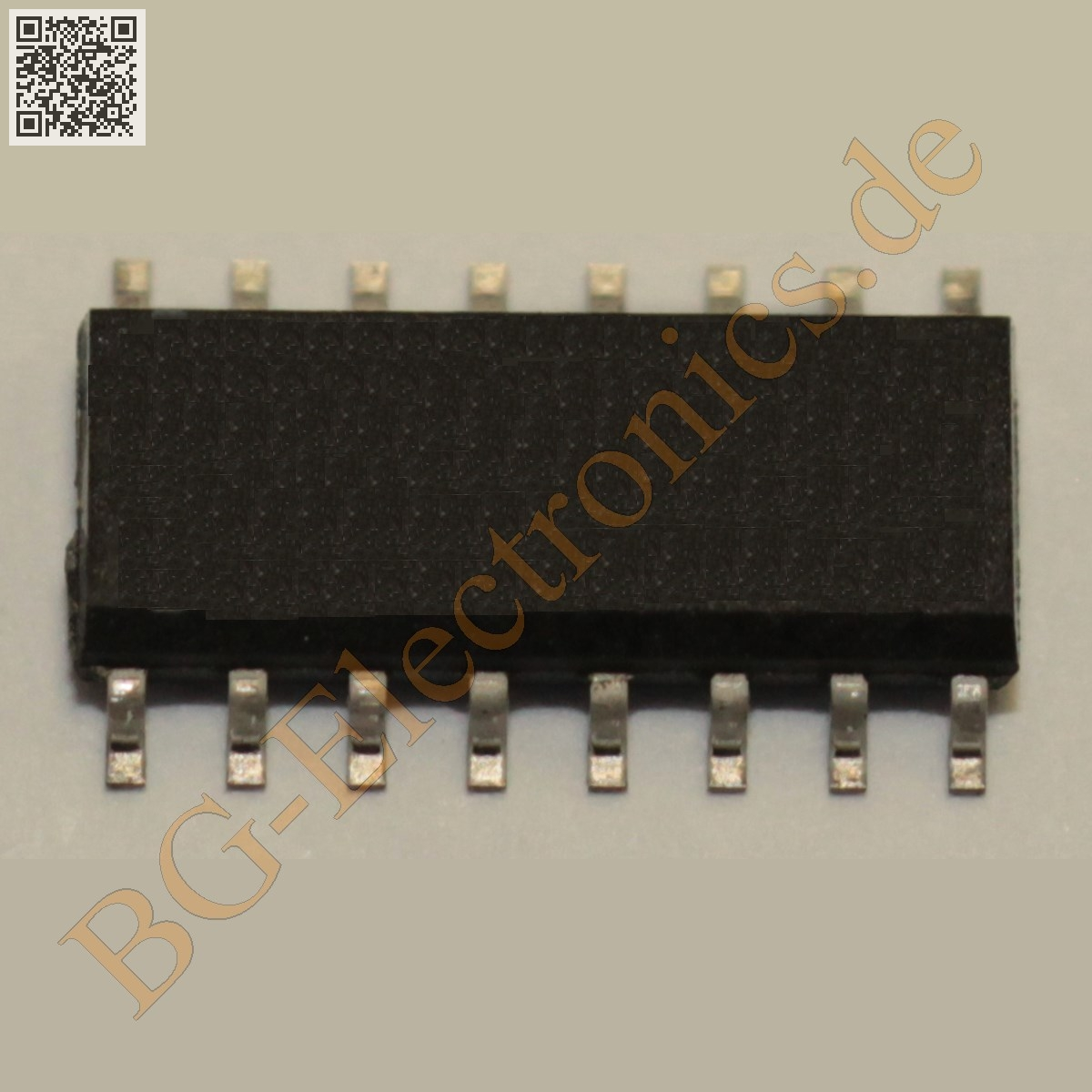 25-x-MM74HC4543M-BCD-to-7-Segment-Latch-Decoder-Driver-For-Liq-NS-SO-16-25pcs