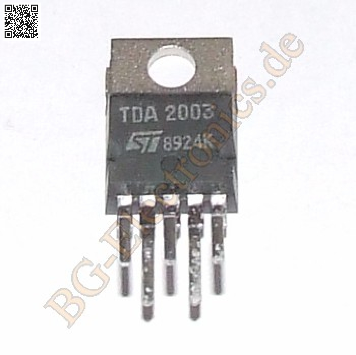 Tda2003 10w Power Amplifier