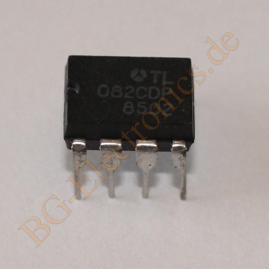 TL081CN, BG-ELECTRONICS TL081CN, TL081C, TL081