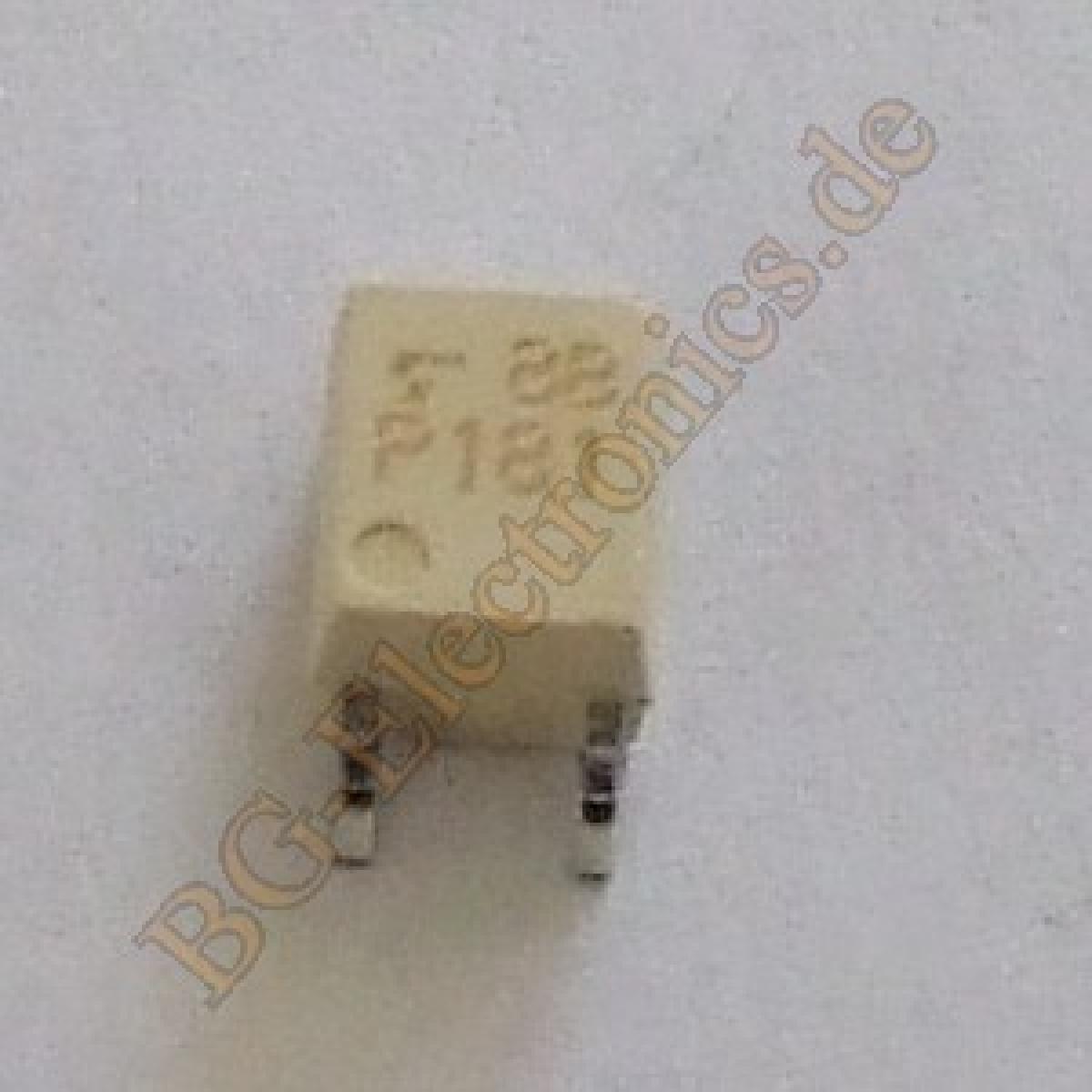 2-x-TLP181-Photocoupler-GaAs-Ired-Photo-Transistor-150mW-Toshiba-SO-4-2pcs