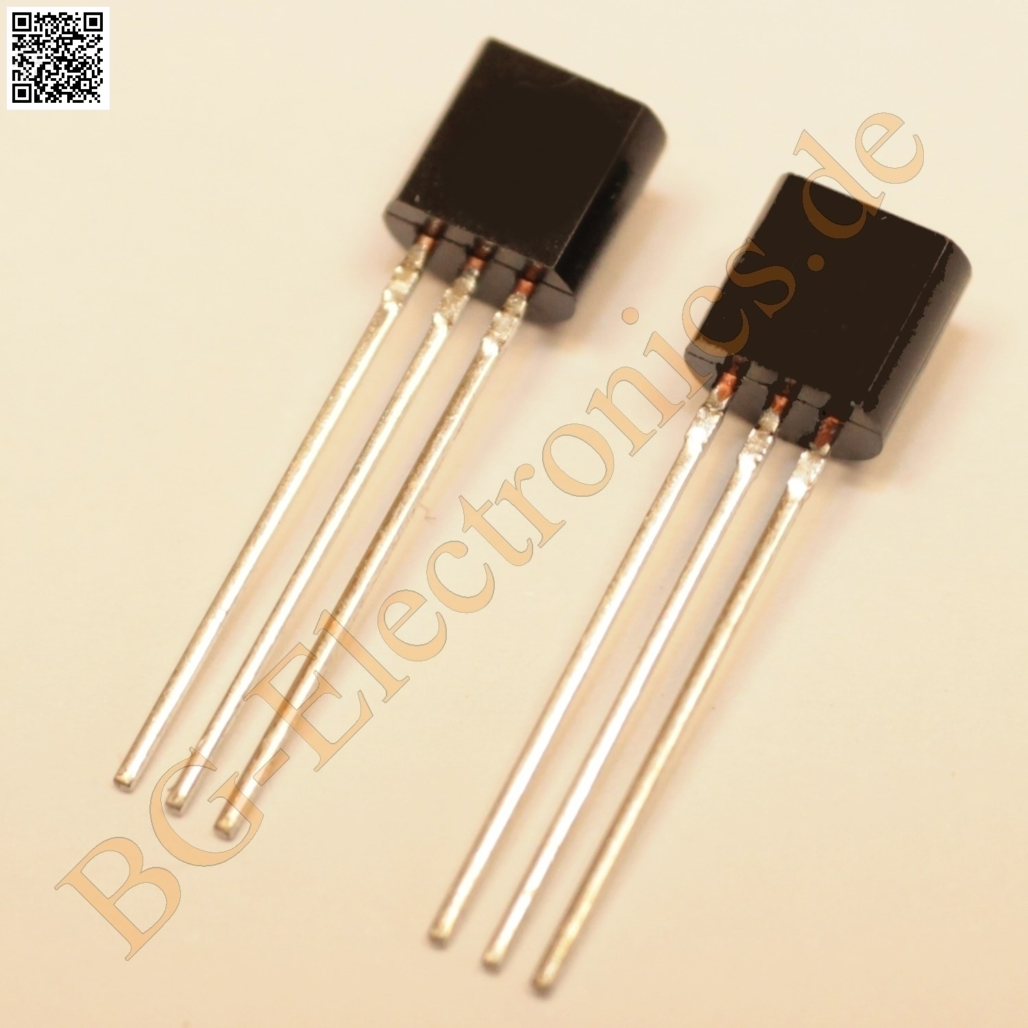 5-x-BT169B-Silicon-Controlled-Rectifier-Philips-TO-92-5pcs