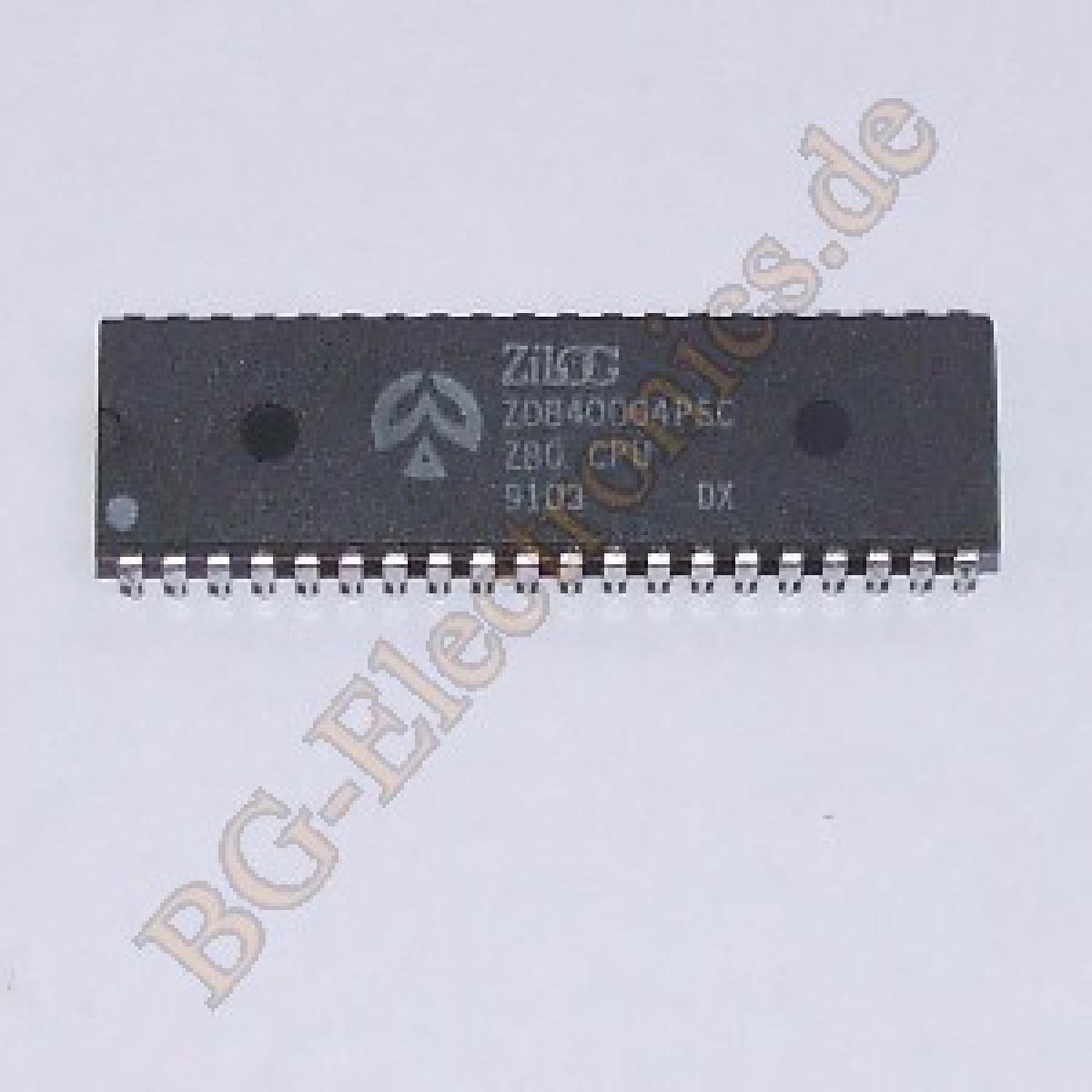 1-x-Z0840004PSC-Microcontroller-Z80A-CPU-4MHz-Central-pro-Zilog-DIP-40-1pcs