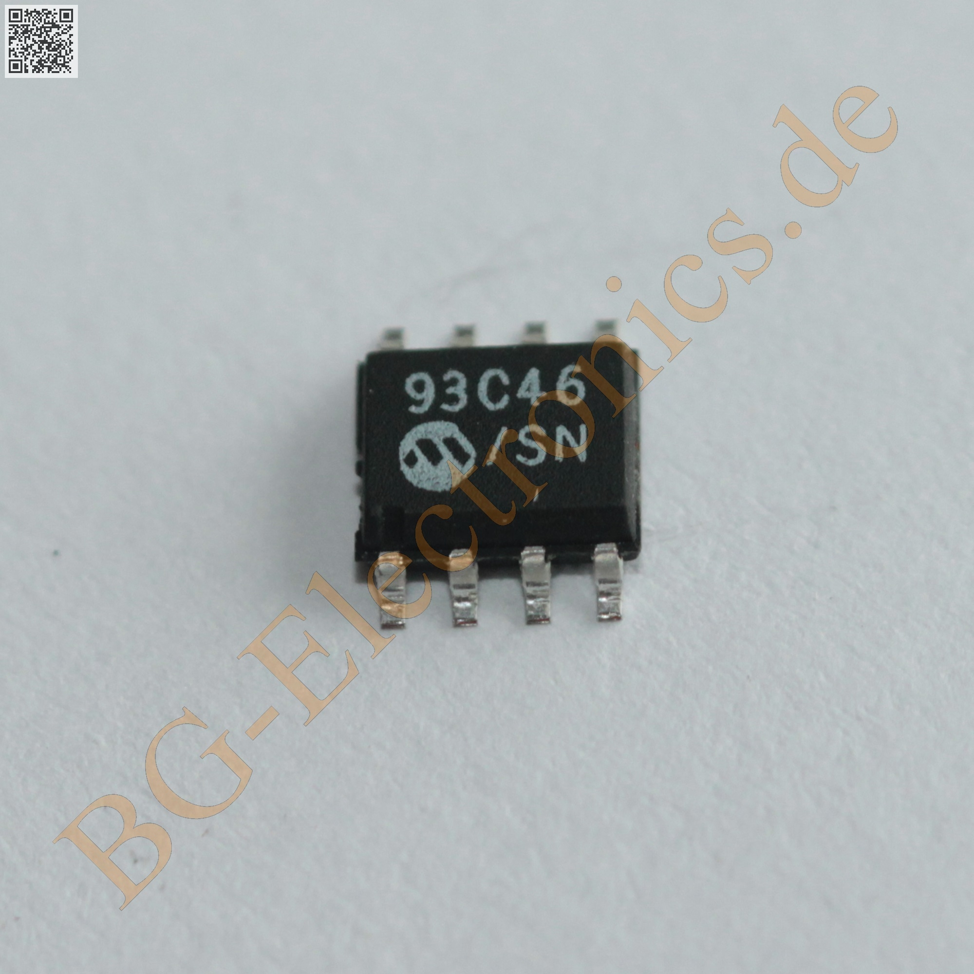 IC 93C46 EEPROM 8 SOIC Serial NEW 5 Piece Set ESD