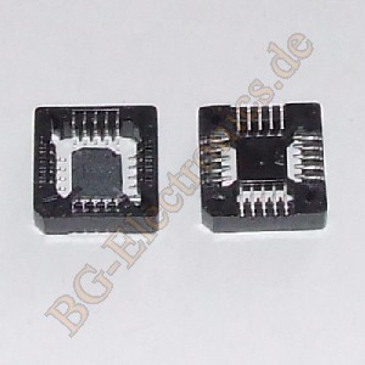 5 x PLCC 44PIN Stecksockel 44 PIN PLCC Fassung PLCC 44PIN  PLCC-44 5pcs