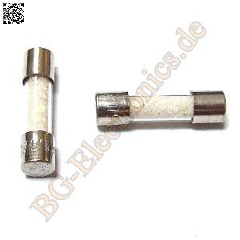10 x T 1,4A  Feinsicherungen Fuse Miniature Glassicheru SIBA//ELU 5x20mm 10pcs