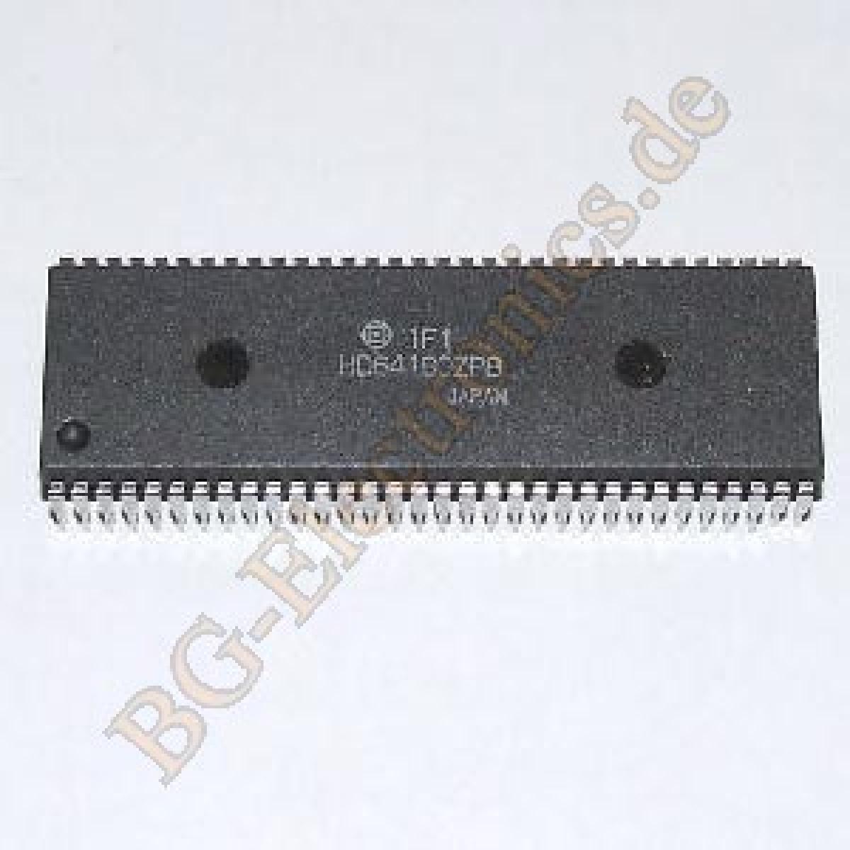 1 x hd64180zp8 8-bit microprocessor-with Dual Channel D HITACHI dip-64 1pcs