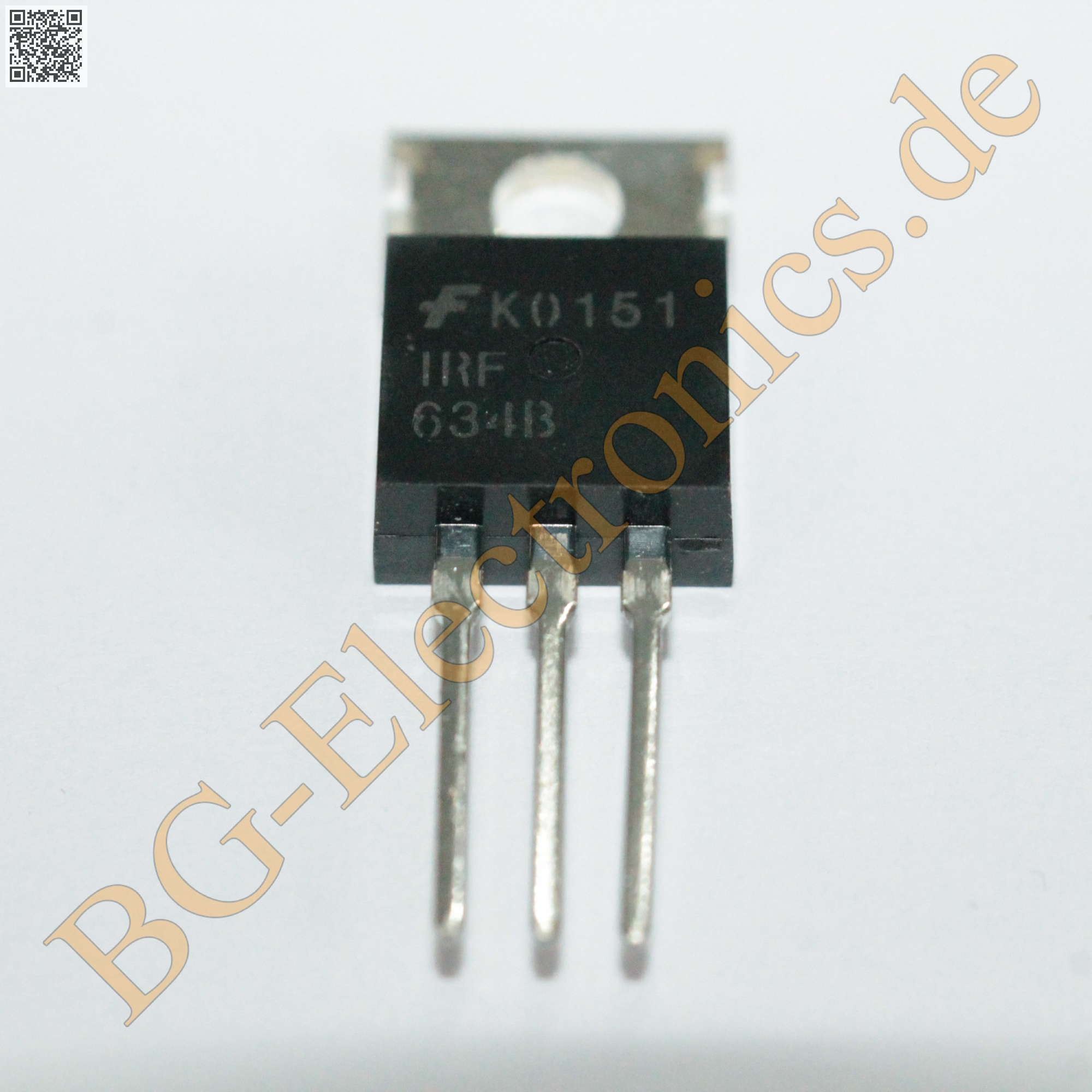 FAIRCHILD IRFS634B TO-220F 250V N-Channel MOSFET