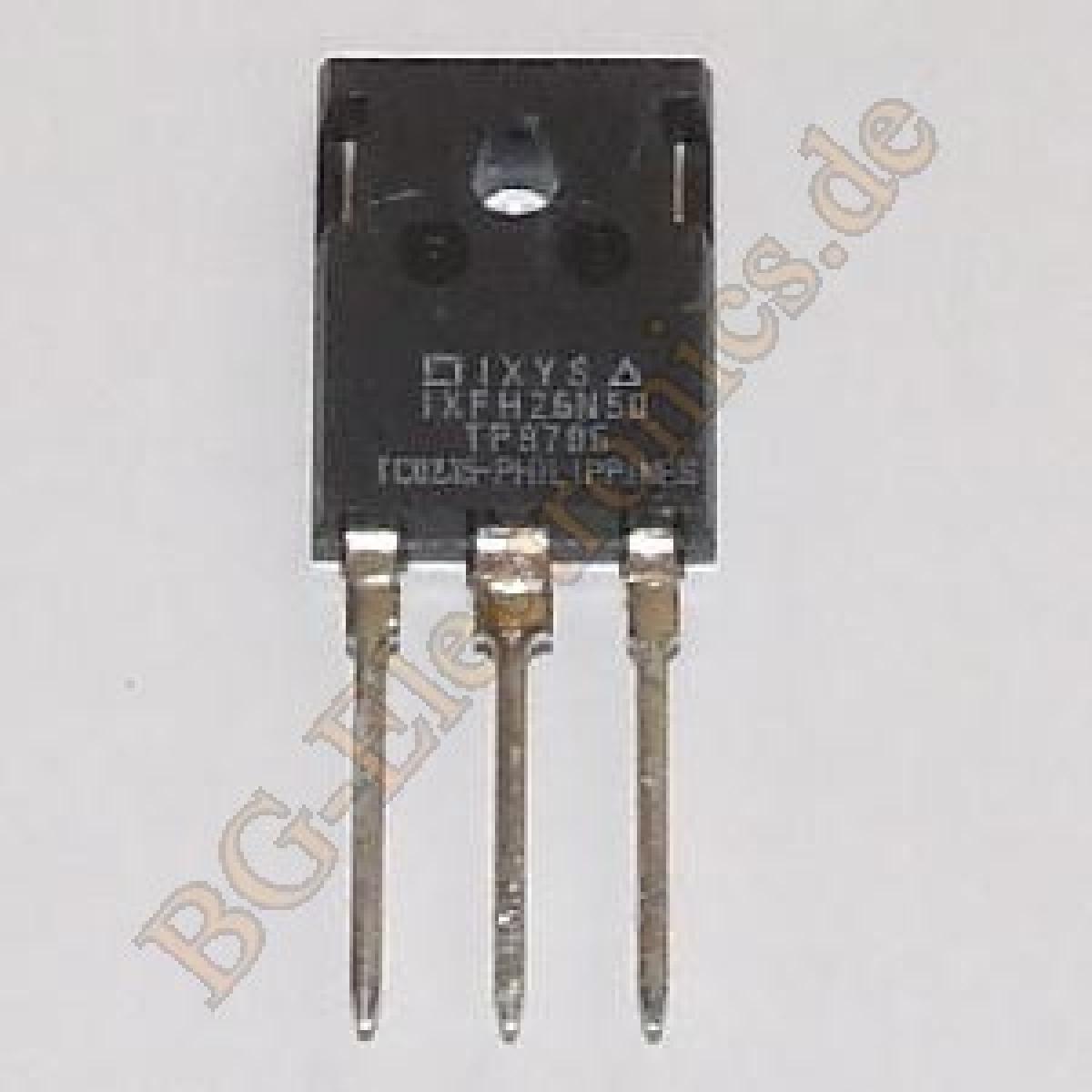 10PCS IXFK44N50P HiPerFET MOSFET IC