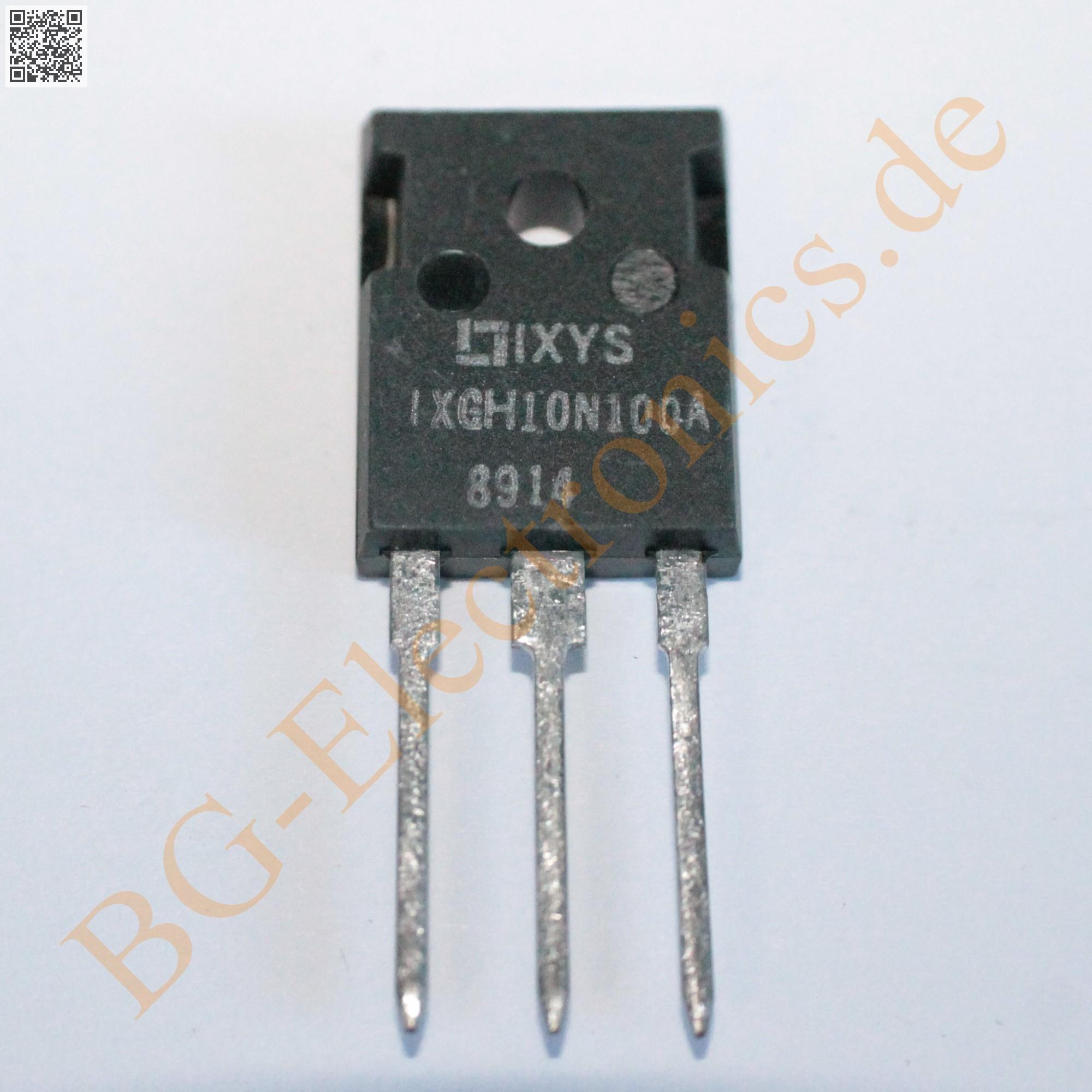 IXYS IXGH40N60B2D1 TO-247 Low VCE IGBT High speed sat