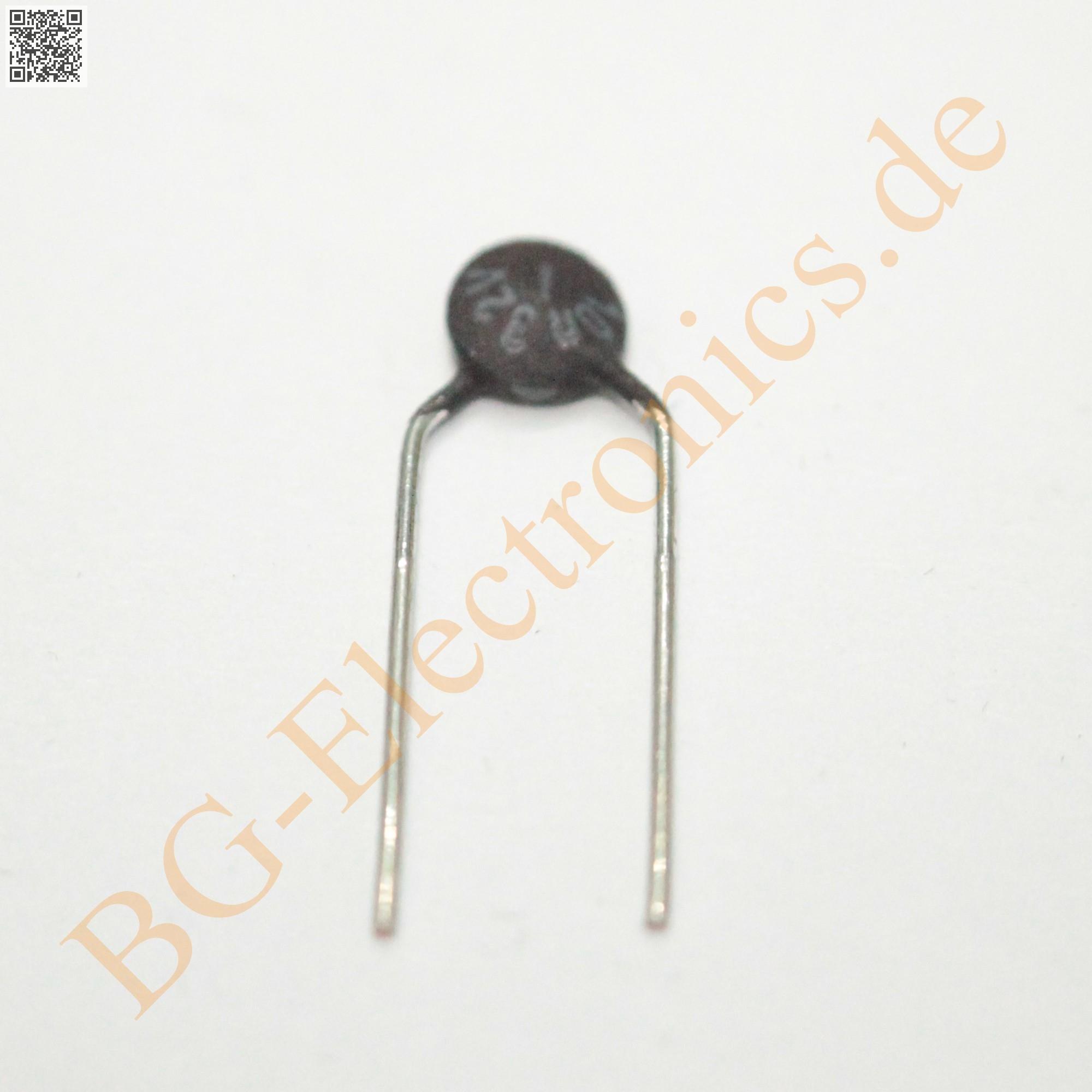 50 x 10nF 32V RM5 0.010µF 0.010uF Keramik Kondensator Capaci Roederste  50pcs