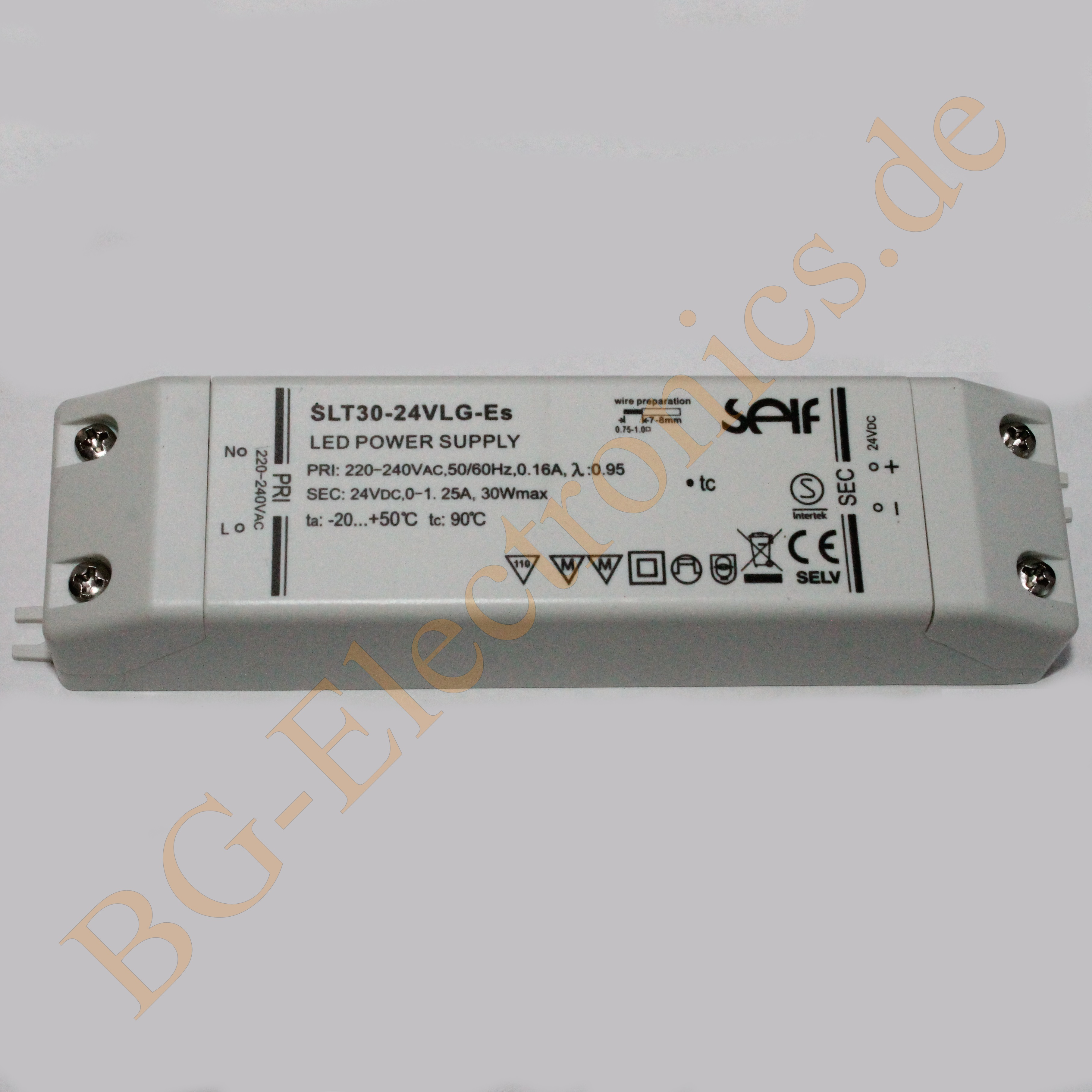 power supply 30W 24V