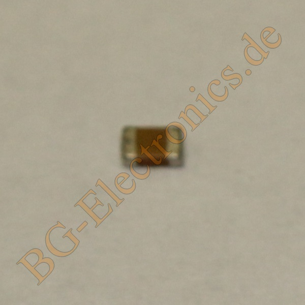 500x ; CL21C151JBNC SMD Kondensator 150pF 63V ; X7R ; 0805