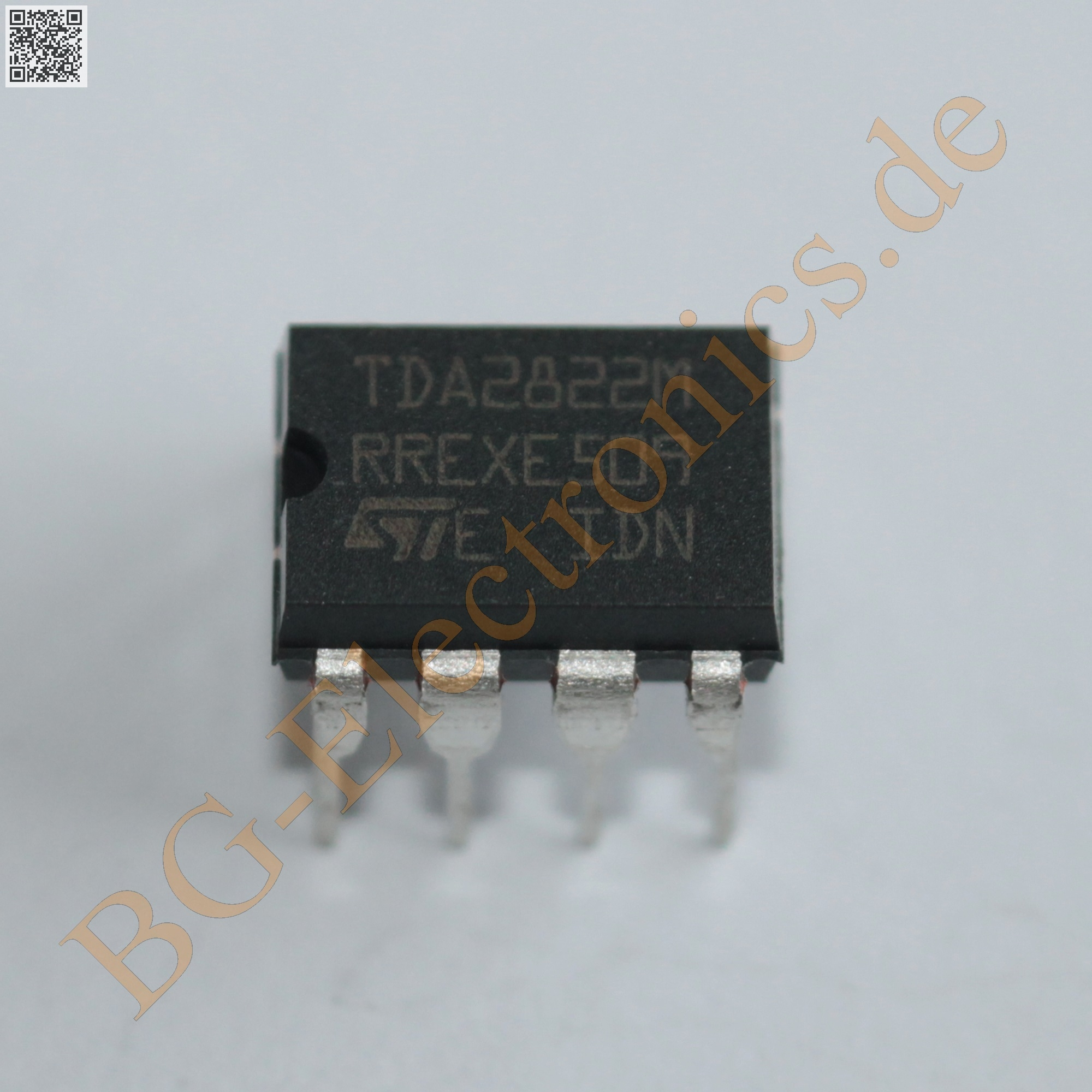 Tda2822m Bg Electronics Tda2822 Amplifier Circuit Dual Low Voltage Power