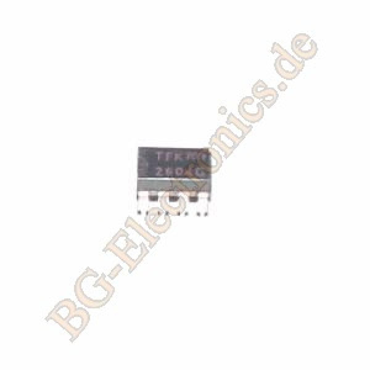 1 x u257b segmento-DIGIT parallelo-input display driver TFK dip-8 1pcs
