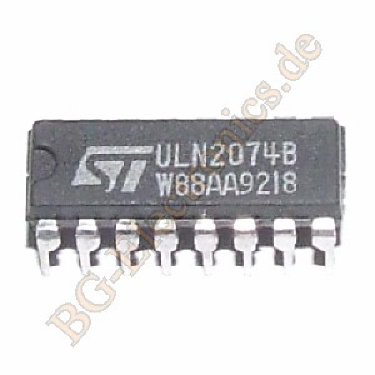 1.5A QUAD DARLINGTON SWITCHES 5PCS ULN2064B DIP 50V